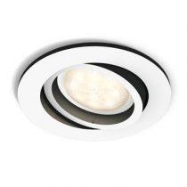 Philips Hue Milliskin Inbouwspot - excl. Dimmer Switch Verlichting Wit Aluminium