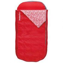ReadyBed Deluxe 3-in-1 Junior Luchtbed Outdoor & kamperen Rood Polyester