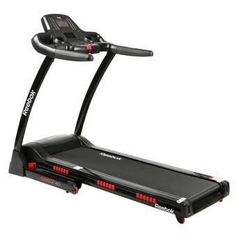 Reebok GT40S Bl/Red Loopband Fitness Zwart