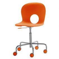 Rexite Olivia Bureaustoel Bureaus & bureaustoelen Oranje
