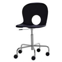 Rexite Olivia Bureaustoel Bureaus & bureaustoelen Zwart