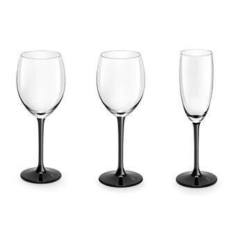 Royal Leerdam Charme Wijnglazen Combiset 18 st. Glasservies Transparant