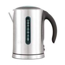 SOLIS 5510 Design Kettle Waterkoker Keukenapparatuur Zilver RVS