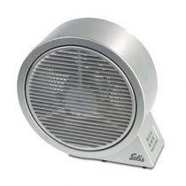 SOLIS 755 Revolvair Fan Ventilator Klimaatbeheersing Zilver Kunststof