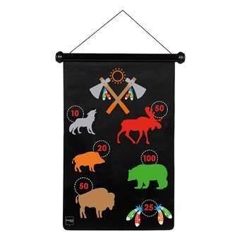 Scratch Indiaan Magnetisch Dartspel Buitenspeelgoed Multicolor Kunststof