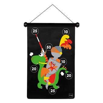 ScratchRidder Magnetisch Dartspel Buitenspeelgoed Multicolor Hout