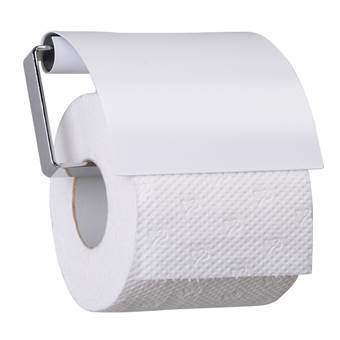 Sealskin Pure Toiletrolhouder Toiletaccessoires Wit Kunststof