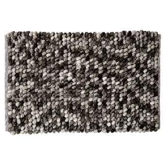 Sealskin Vintage Badmat 50 x 80 cm Badtextiel Grijs Polyester