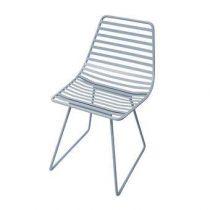 Sebra Me-Sit Wire Kinderstoel Baby & kinderkamer Blauw Metaal
