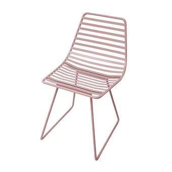 Sebra Me-Sit Wire Kinderstoel Baby & kinderkamer Roze Metaal