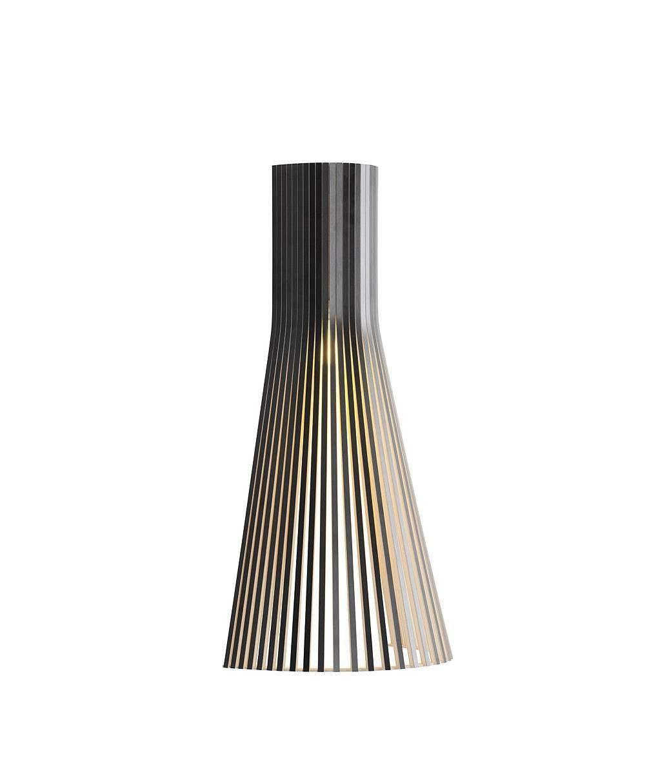 Secto design 4230 wandlamp zwartwoonkamer for Design wandlamp