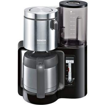 Siemens TC86503 Koffiezetapparaat Koffie Zilver