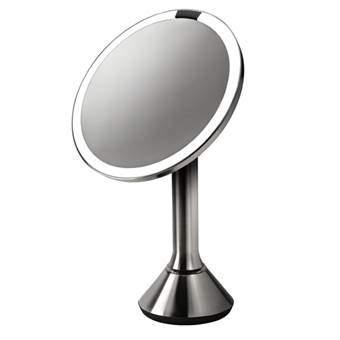 Simplehuman Sephora Sensor Spiegel Badkameraccessoires Zilver RVS