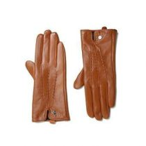 Smaak Amsterdam Sheep Skin Leather Handschoenen Fashion accessoires Cognac Leder