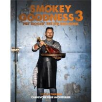 Smokey Goodness 3 - Jord Althuizen Barbecue accessoires