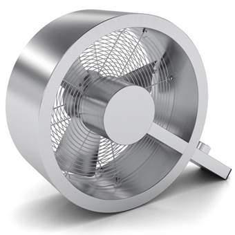 Stadler Form Q-ventilator Klimaatbeheersing Zilver