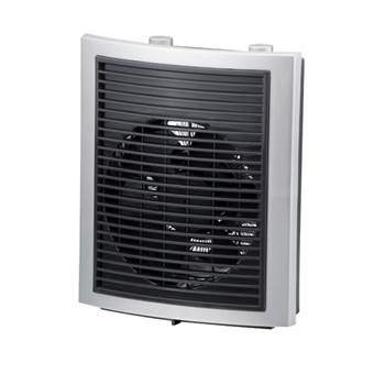 Steba Pikkolo Basic 1 Ventilatorkachel Klimaatbeheersing Zilver