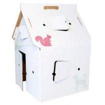 Studio ROOF Casa Cabana Deco Speelhuis Baby & kinderkamer Wit Karton