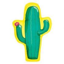 Sunnylife Cactus Stoelkussen Woonaccessoires Groen Polyester