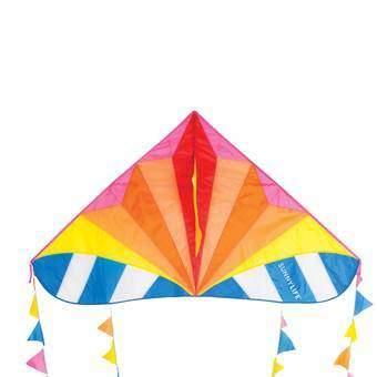 Sunnylife Havana Carnival Vlieger Buitenspeelgoed Multicolor Nylon