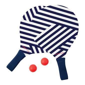 Sunnylife Montauk Beach Tennis Buitenspeelgoed Blauw Hout
