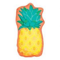Sunnylife Pineapple Stoelkussen Woonaccessoires Geel Polyester