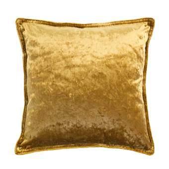 Tess Sierkussen 45 x 45 cm Woonaccessoires Goud Textiel
