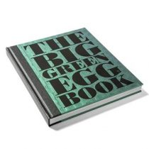 The Big Green Egg Book Barbecue accessoires Groen Papier