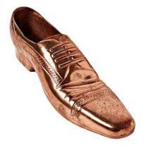 Tom Dixon Cast Shoe Deurstopper Hal accessoires Koper Aluminium