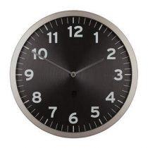 Umbra Anytime Wandklok Ø 32 cm Klokken Zwart Glas