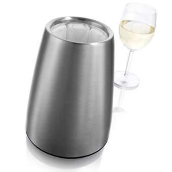 VacuVin Wijnkoeler Elegant Rapid Ice Wijn assortiment