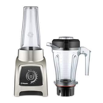 Vitamix S30 Power blender Keukenapparatuur Zilver Kunststof