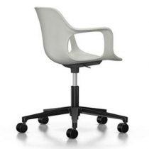 Vitra Hal Armchair Studio Bureaustoel Bureaus & bureaustoelen Wit