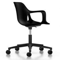 Vitra Hal Armchair Studio Bureaustoel Bureaus & bureaustoelen Zwart