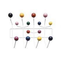 Vitra Hang it All Kapstok Kapstokken Multicolor Hout