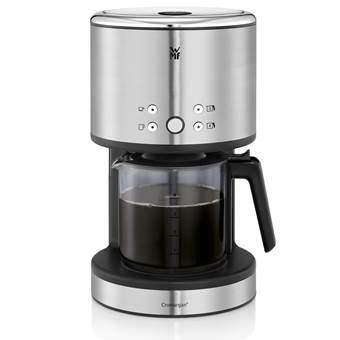 WMF Coup Keukenmini AromaOne Filter Koffiezetapparaat Koffie Zilver Kunststof