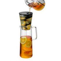 WMF IceTeaTime Turbo Cooler + Karaf Glasservies Transparant