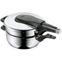 WMF Perfect Pro Snelkookpan 2-delige set Pannen Zilver RVS