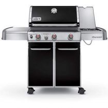 Weber Genesis E-330 GBS System Edition Barbecues Zwart Emaille