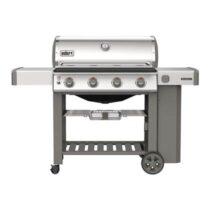 Weber Genesis II S-410 GBS Gasbarbecue Barbecues Zilver RVS