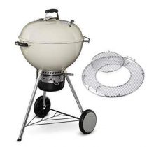 Weber Master Touch GBS System Edition Barbecues Beige Emaille