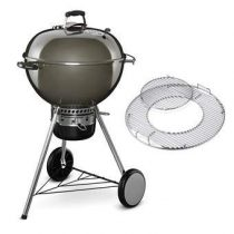 Weber Master Touch GBS System Edition Barbecues Grijs Email