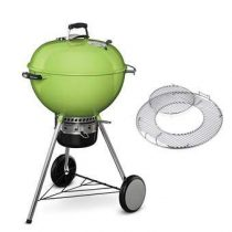 Weber Master Touch GBS System Edition Barbecues Groen Emaille
