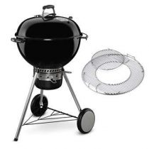 Weber Master Touch GBS System Edition Barbecues Zwart Emaille