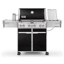 Weber Summit E-470 GBS System Edition Barbecues Zilver Email