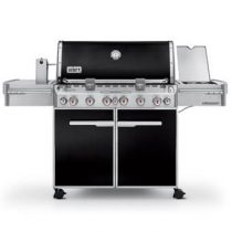 Weber Summit E-670 GBS System Edition Barbecues Zilver Email