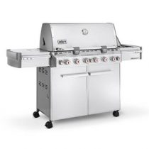 Weber Summit S-670 GBS Barbecues Zilver Email