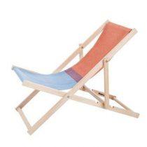 Weltevree Beach Chair Tuinstoel Tuinmeubels Blauw