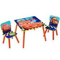 Worlds Apart Disney Cars Tafel met 2 Stoelen Baby & kinderkamer Multicolor MDF