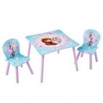 Worlds Apart Disney Frozen Tafel met 2 Stoelen Baby & kinderkamer Multicolor MDF